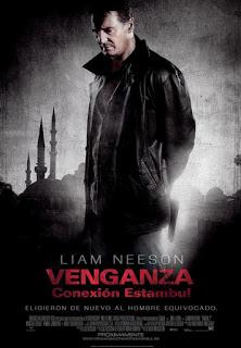 Venganza: Conexión Estambul (Taken 2) con Liam Neeson
