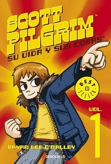 Scott Pilgrim tomos 1 y 2
