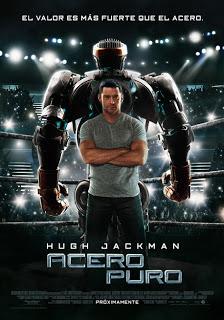 Acero puro con Hugh Jackman