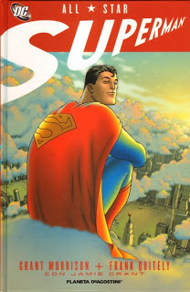 All Star Superman de Grant Morrison y Frank Quitely