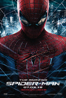 The Amazing Spider-Man de Marc Webb, con Andrew Garfield y Emma Stone