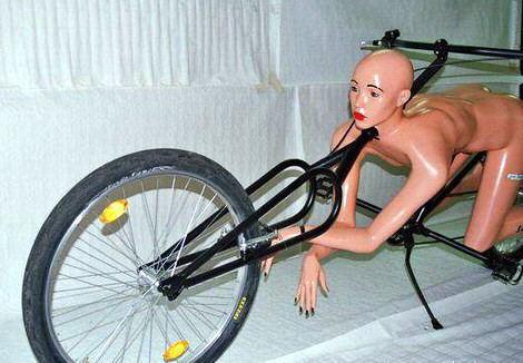 "Bicicleta ""especial"""