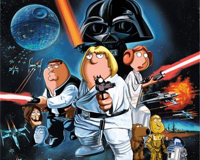 Padre De Familia: Blue Harvest [Torrent, Elink y descarga directa]