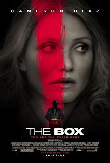 THE BOX con Cameron Diaz (incluye link al relato en el que está basada, su fuente y el capítulo de TV que inspiró)
