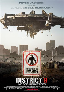 District 9 comentada por su director