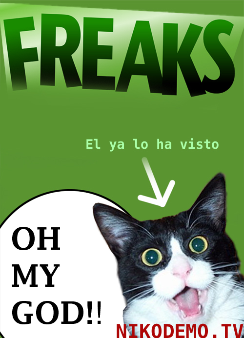 FREAKS – Pelusa asesina by Warro Brother