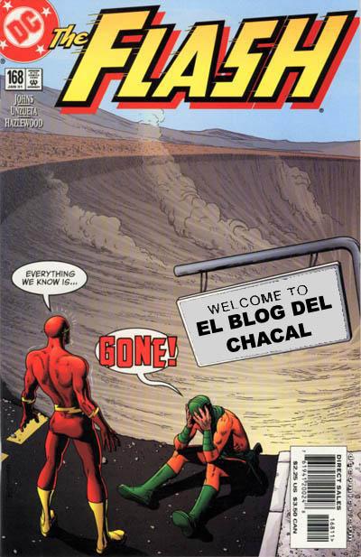 La guarida cinematográfica del Chacal (14/4/09)