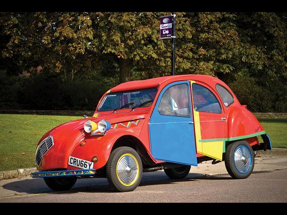 El auténtico Citroën Picasso
