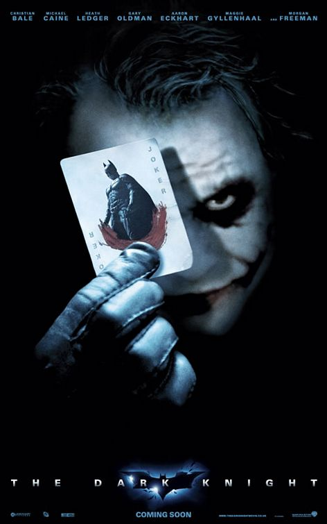 El caballero oscuro (The dark knight)