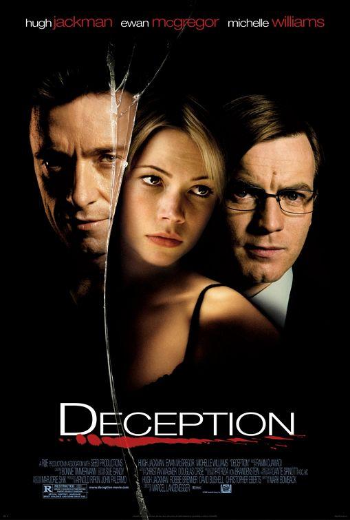 La lista (Deception) con Hugh Jackman y Ewan McGregor