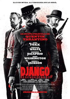 Django desencadenado de Quentin Tarantino