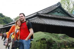 Chepas y Laurita en Japon II