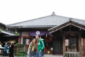 Chepas y Laurita en Japon III