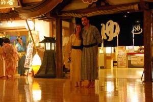 Chepas y Laurita en Japon VII