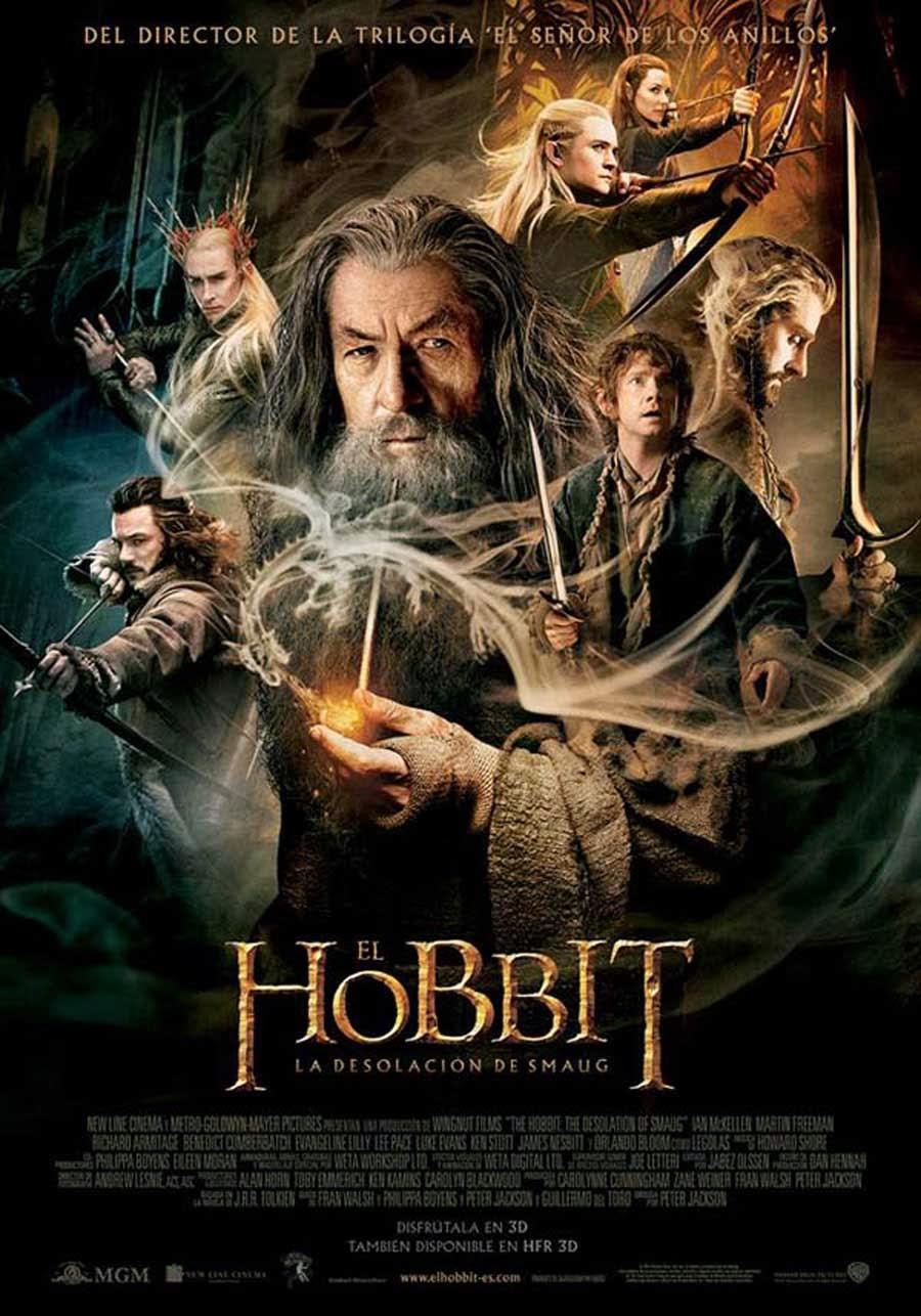 El Hobbit: La desolación de Smaug