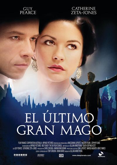 EL ULTIMO GRAN MAGO (Death defying acts)