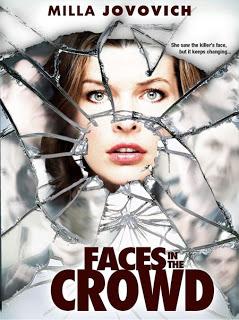 Faces in the crowd con Milla Jovovich