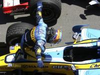 Alonso correra en RENAULT.