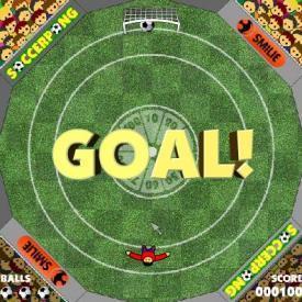 Juegos: Soccerpong, juega al futbol de una manera diferente