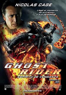 Ghost Rider 2: Espíritu de venganza: el HORROR en celuloide