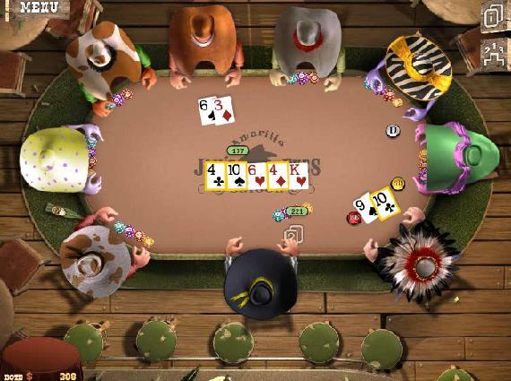 Juegos gratis governor poker 2