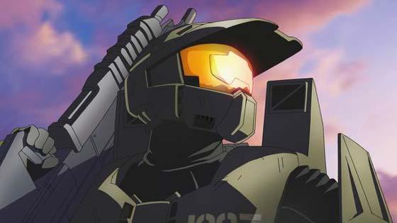 Halo pasa al anime