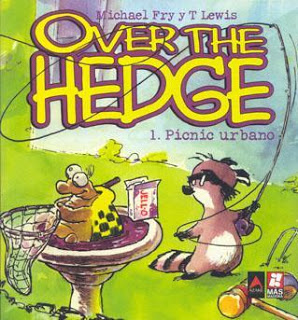 Over the hedge 1: Picnic urbano