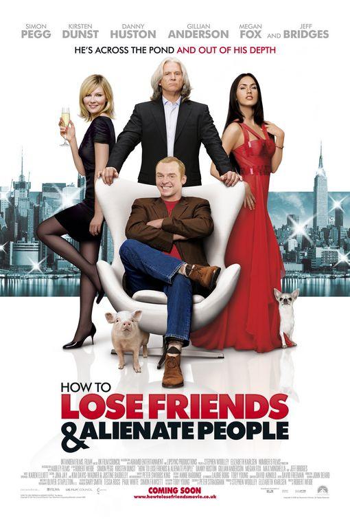 Nueva York para principiantes (How to lose friends and alienate people)