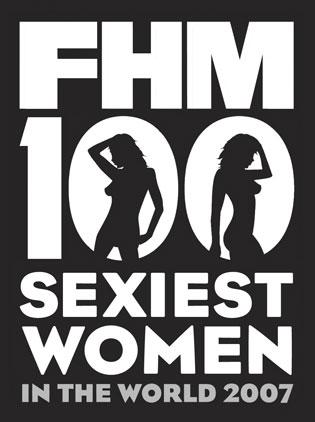 Las 100 mujeres más sexys según FHM [Fotos]