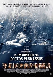 El Imaginario del Doctor Parnassus de Terry Gilliam
