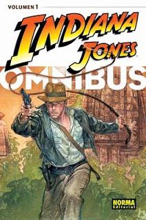 Indiana Jones Omnibus -tomo 1-