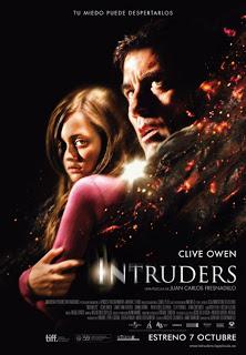 Intruders de Juan Carlos Fresnadillo (y con Clive Owen)