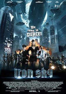 Iron Sky, ¡¡¡ nazis en la Luna !!!