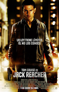 Jack Reacher con Tom Cruise