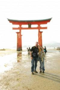 Chepas y Laurita en Japon XII