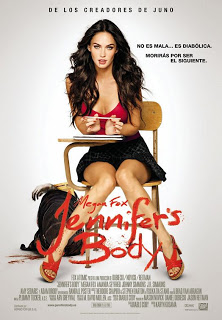 Jennifer's Body con Megan Fox y Amanda Seyfried [Crítica] [Descarga Directa en VO+Subs]