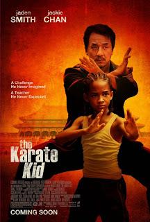 The Karate Kid con Jaden Smith y Jackie Chan