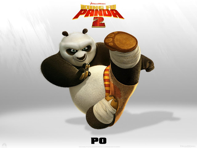 Descripción y wallpapers de personajes de Kung Fu Panda 2