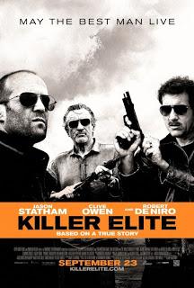 Asesinos de élite, con Jason Statham, Clive Owen y Robert de Niro