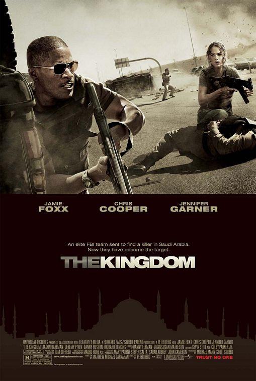 LA SOMBRA DEL REINO (The kingdom)