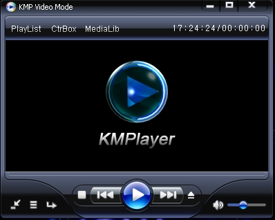 Reproductor de vídeo KMPlayer