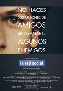 La red social de David Fincher