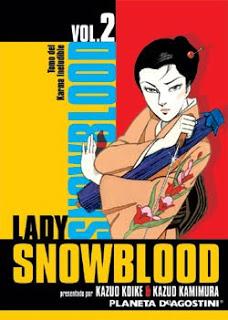 Lady Snowblood (tomo 2)