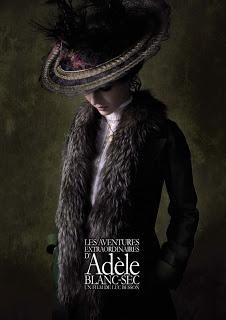 Las extraordinarias aventuras de Adèle Blanc-Sec de Jacques Tardi