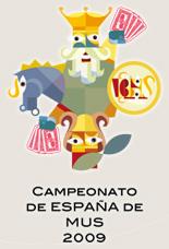 I CAMPEONATO DE ESPAÑA DE MUS 2009