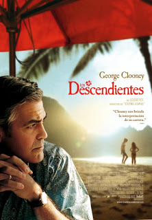 Los descendientes con George Clooney