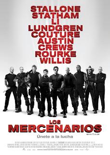 Los Mercenarios de Sylvester Stallone