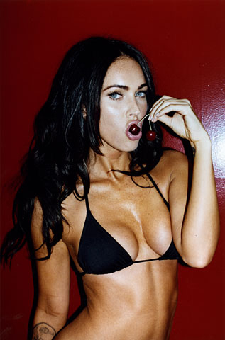 Fotos y vídeo de Megan Fox en la revista GQ