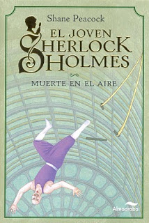 El joven Sherlock Holmes 2: Muerte en el aire