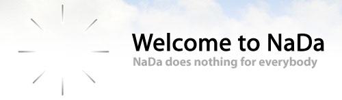 NaDa: La aplicación completamente inútil